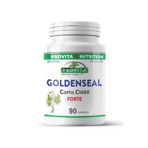 Goldenseal Coptis C. Forte – anticancerigeno, antiinflamatorio