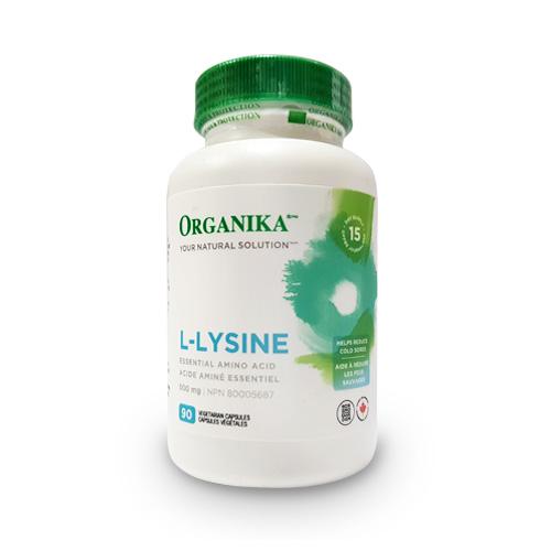 L-lisina (L-lysine) Forte - ayuda a fijar el calcio