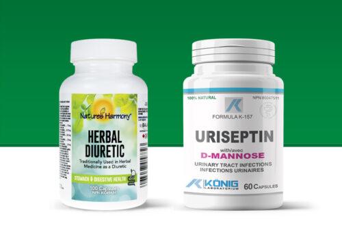 Protocolo Urinario - formulación forte para el sistema urinario