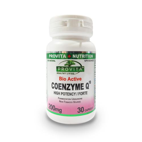 Bio Active Coenzyme Q10 Forte