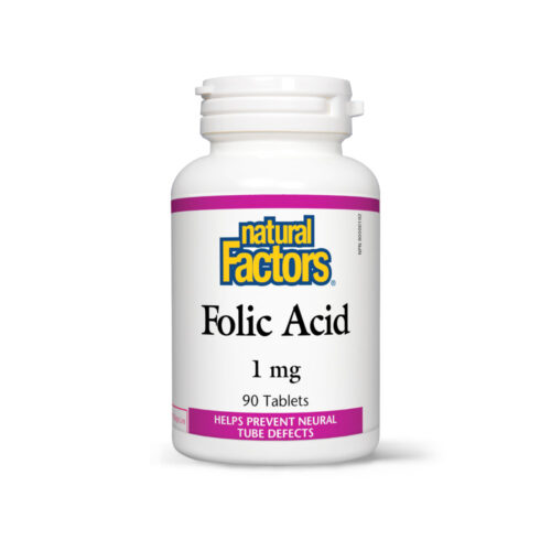 Ácido Fólico - Vitamina B9
