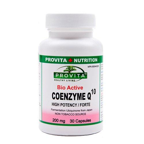 Coenzima Q10 forte bio-activa