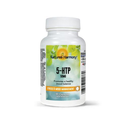 5-HTP - antidepressant, anti-stress