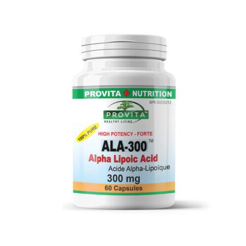 ALA-300 Forte - Alpha Lipoic Acid