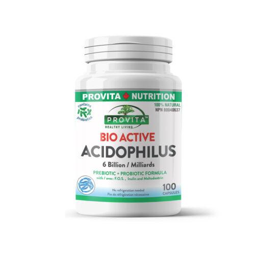 Bio-Activ Acidophilus - 100 capsules