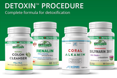 Detoxin procedure