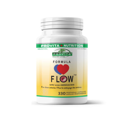 Flow Formula with Aminoacids