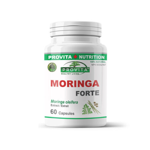 Moringa forte - the miracle tree
