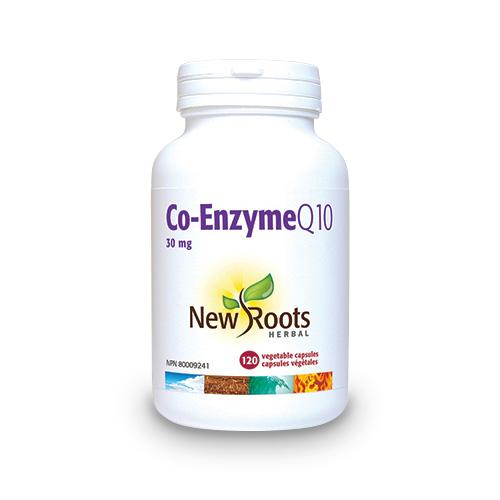 Coenzyme Q10 – 30mg – 120 capsules