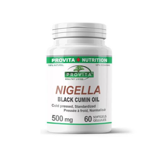 Nigella - Black Cumin Oil