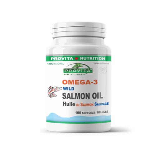 Omega 3 - Wild Salmon Oil