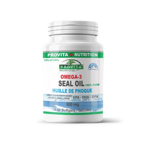 Omega 3 - Seal Oil