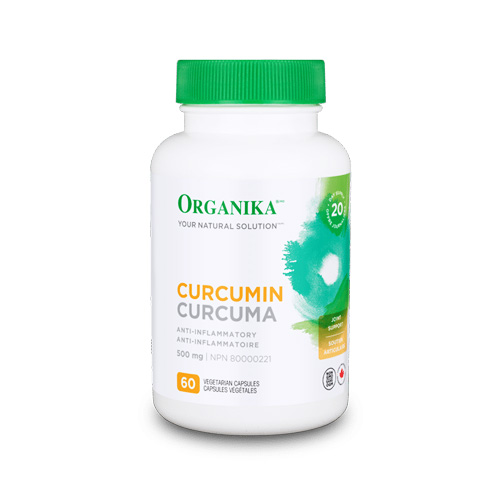 Curcumin - extract from the root of Curcuma (turmeric)
