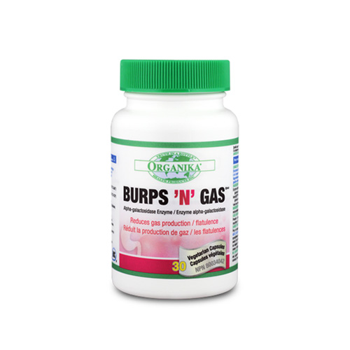 Burps'n Gas - neutralizes stomach gas