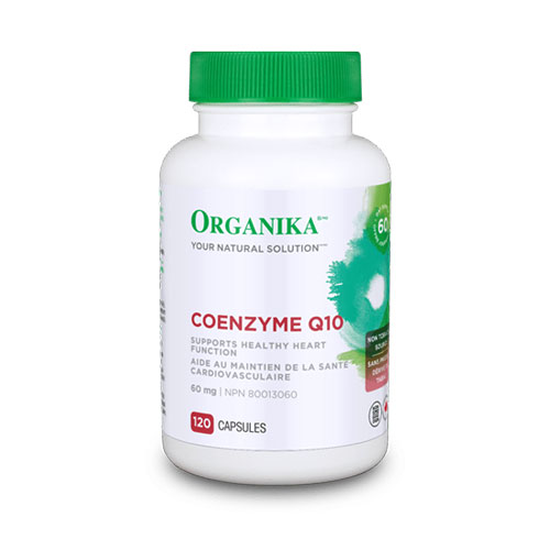 Coenzyme Q10 - 60 mg - 120 capsules