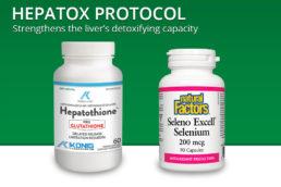 Hepatox Protocol - Hepatic Detoxification Procedure