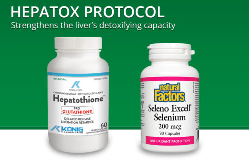 Hepatox Protocol - Hepatic Detoxification Procedure