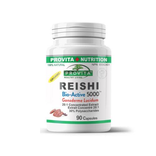 Reishi 5000 Ganoderma - 90 capsules