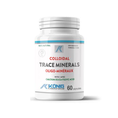 Colloidal Trace Minerals