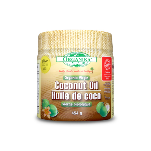 Organic, Virgin Coconut Oil - Cold Pressed