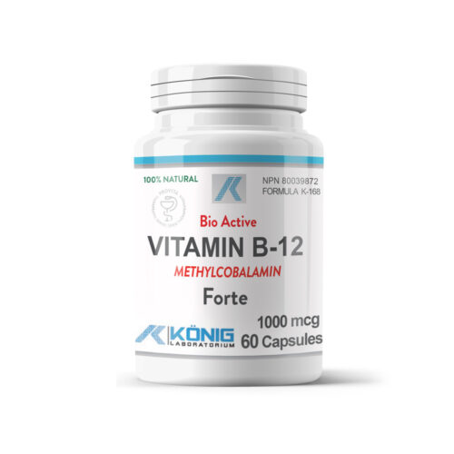 Vitamin B12 Methylcobalamin Forte