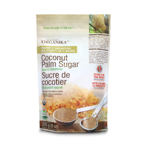 Organic Brown Coconul Palm Sugar