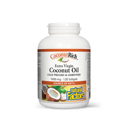 Extra Virgin Coconut Oil - COCONUTRICH