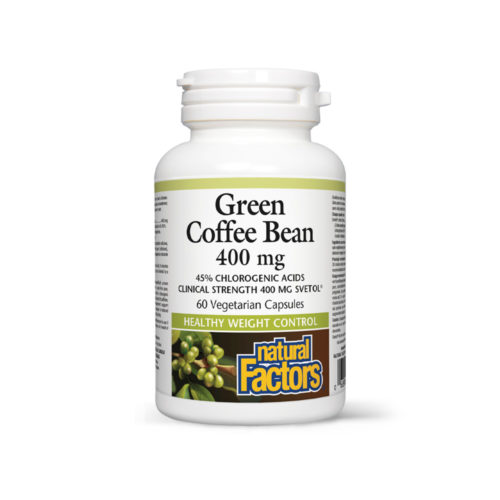 GREEN COFFEE BEAN – SVETOL EXTRACT