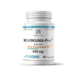 Kurkuma Pro - antioxidant
