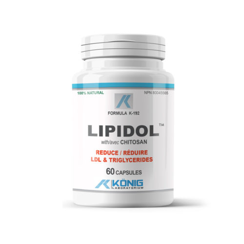 Lipidol with Chitosan