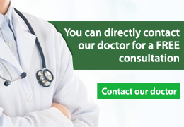 You can directly contact our doctor for a FREE consultation