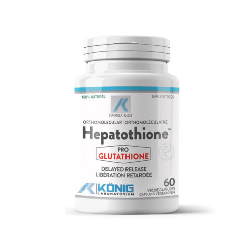 Hepatothione - Pro Glutathione