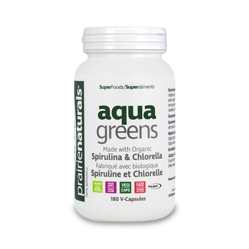Aqua Greens – 180 capsules