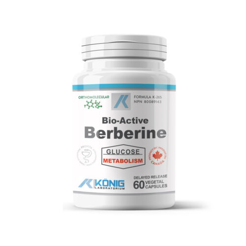 Bio-Active Berberine
