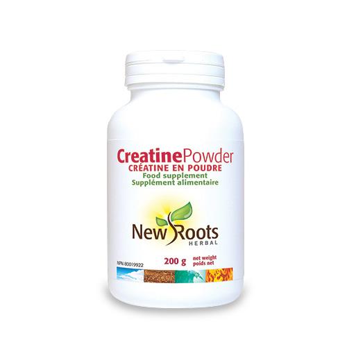 New Roots Herbal Creatine Powder