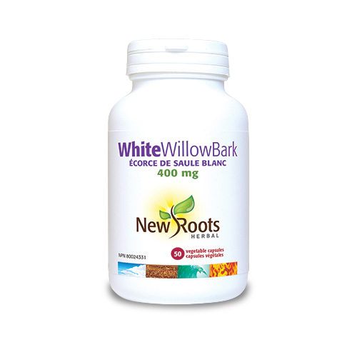 White Willow Bark - Natural Aspirin