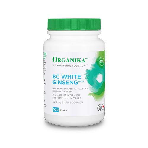 BC White Ginseng