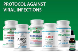 Protocol against viral infections