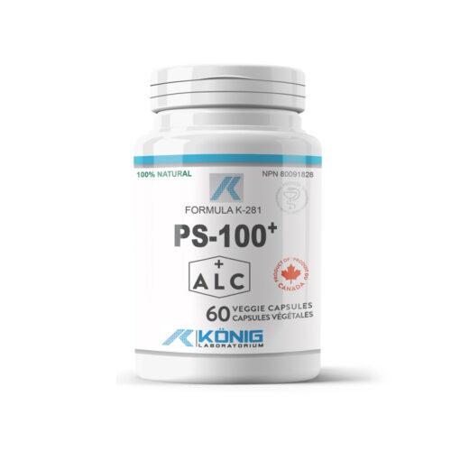 Konig PS-100+ – 60 veggie capsules