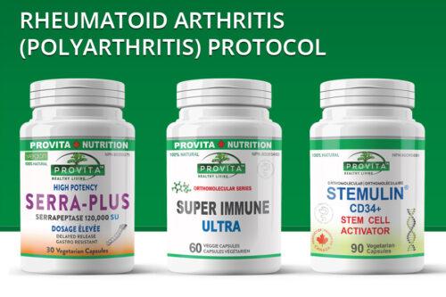 Rheumatoid Arthritis (Rheumatoid Polyarthritis) Protocol