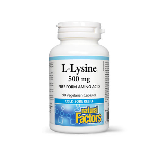 L-LYZINE 500 MG