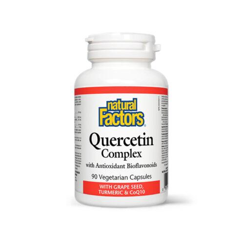 QUERCETIN COMPLEX WITH BIOFLAVONOIDS