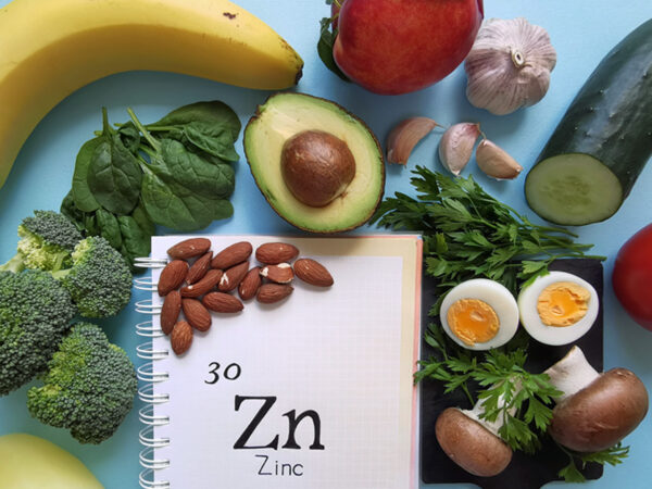 Causes and signs of zinc deficiency